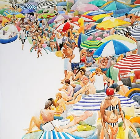 Annabelle Shelton, Beach Tide