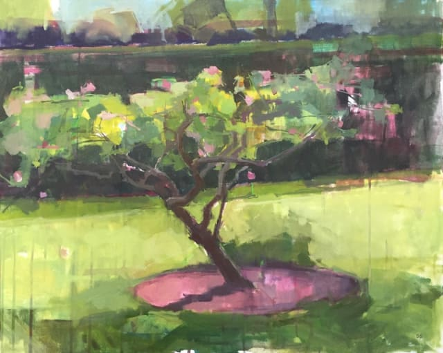 Sarah Spackman, 'Little Apple Tree, Hot Day'