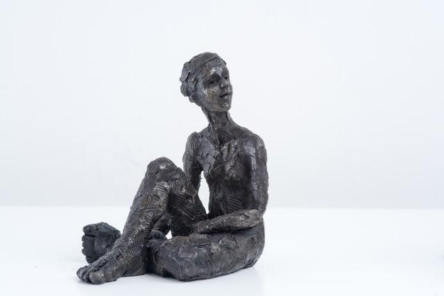 Seated Female Figure 2