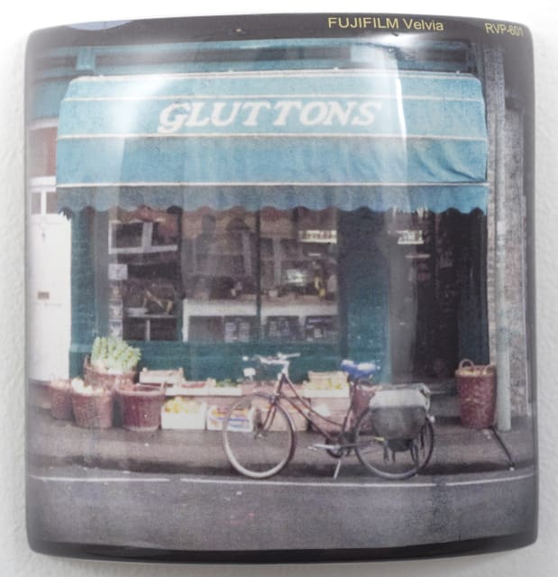 David Rhys Jones, Gluttons