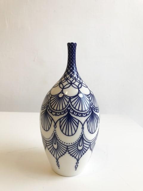 Rhian Malin, Mandala Bottle, Medium