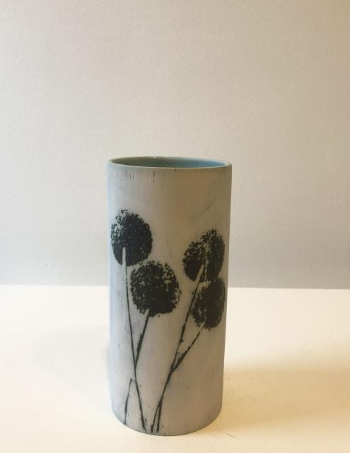 Allium, medium tall vase