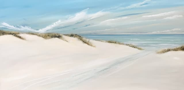 All Along The Dunes