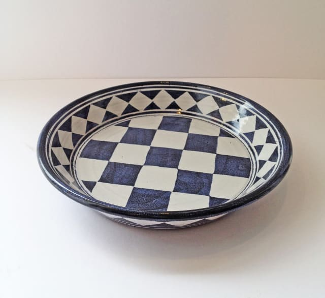 Platter - Small Checkerboard