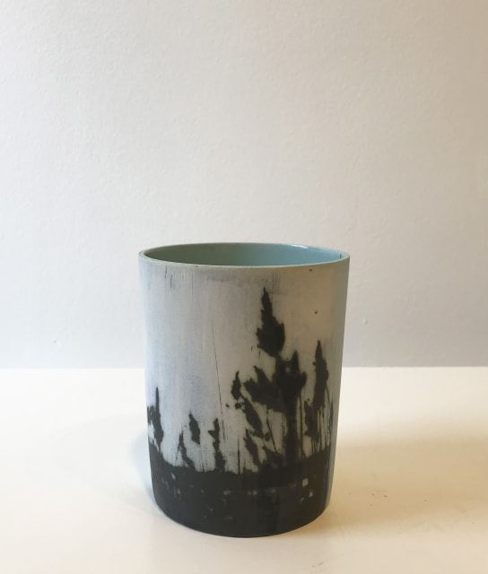 Reeds, medium vase