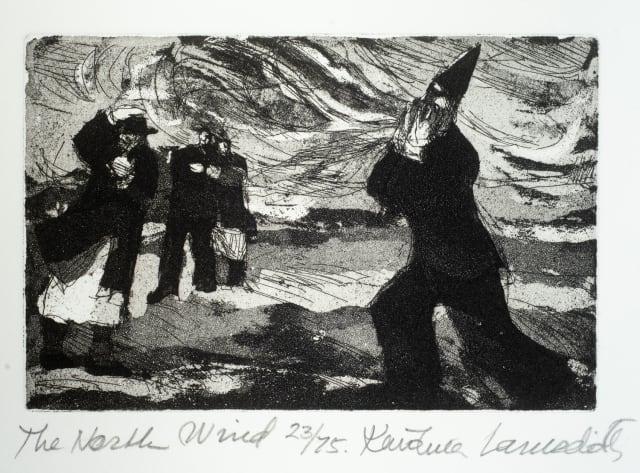 Karolina Larusdottir, The North Wind