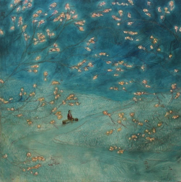 Daniel Ablitt, Waiting (Night Blossom)