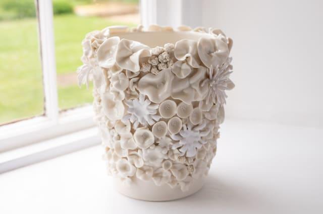 Large Flower Vase