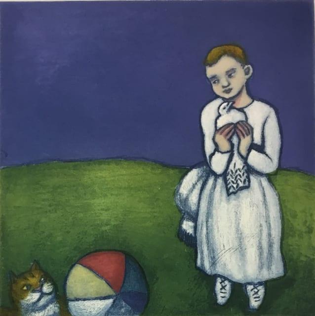 Mychael Barratt, Picasso's Cat