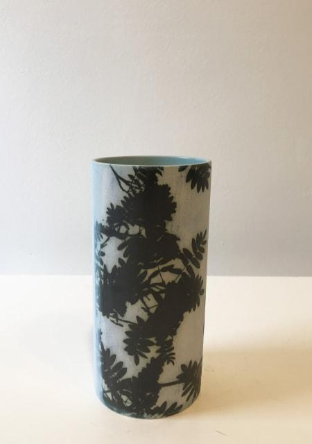 Skyleaves, medium tall vase