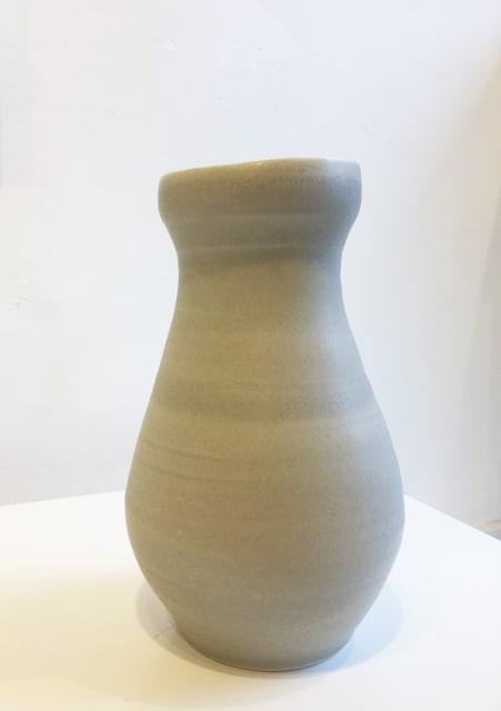 Large Light-Grey Vase