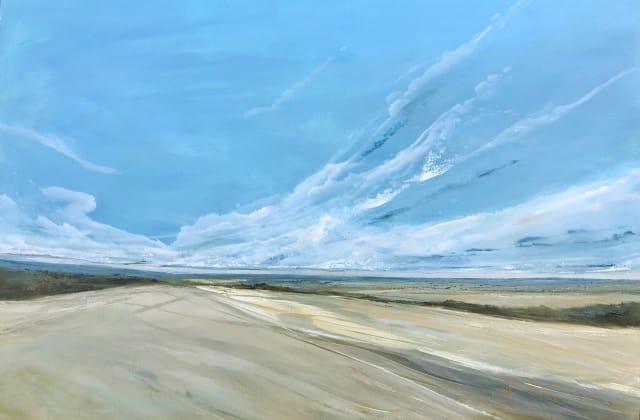 Jane Skingley, Field Lines, 2020