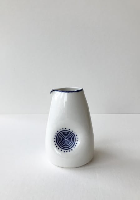 Rhian Malin, Fingerprint Dimple Jug, Small