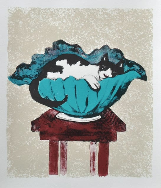 Mychael Barratt, The Jericho Cat , 2017