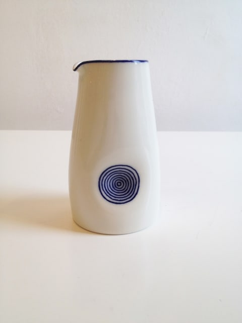 Fingerprint Dimpled Jug, Small