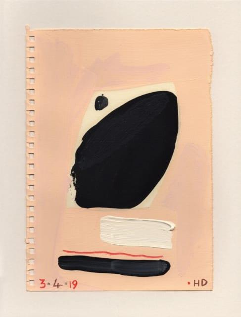 Henrietta Dubrey, Thrum, 2019