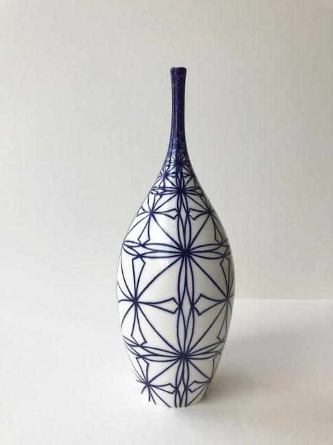 Rhian Malin, Kaleidoscope Narrow Bottle, Large