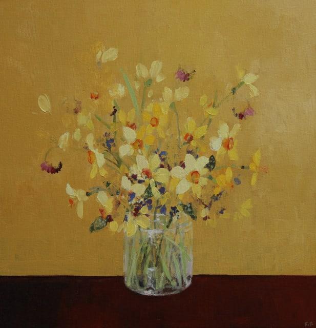 Fletcher Prentice, Flower Jar, 2019