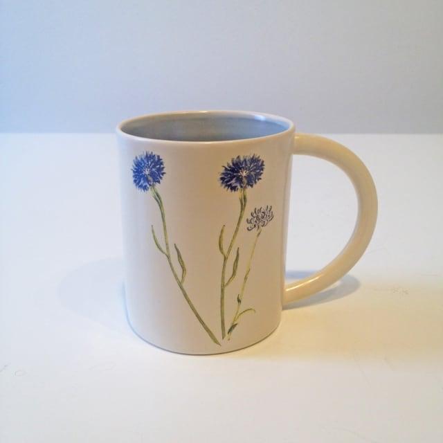 Cornflowers, Espresso Cup