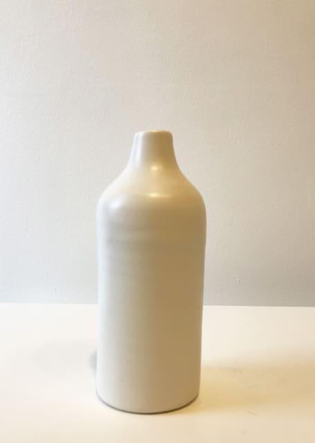 Medium White Bottle