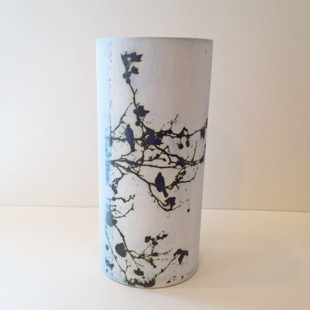 Kit Anderson, Birds in the Trees Large Vase , 2019