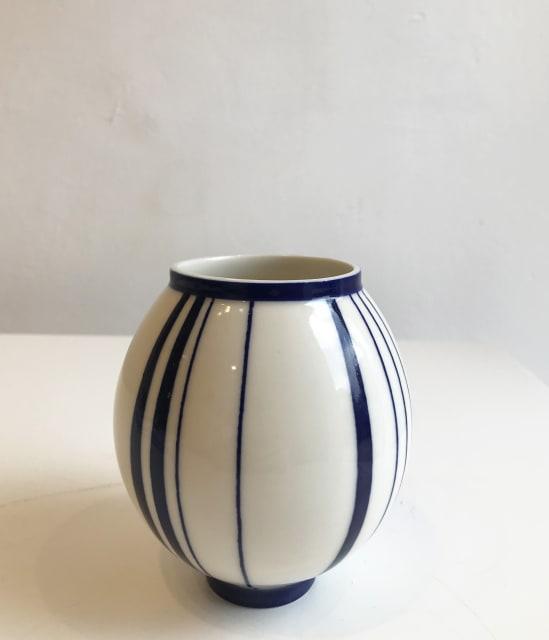 Ribbon Moon Jar, Small