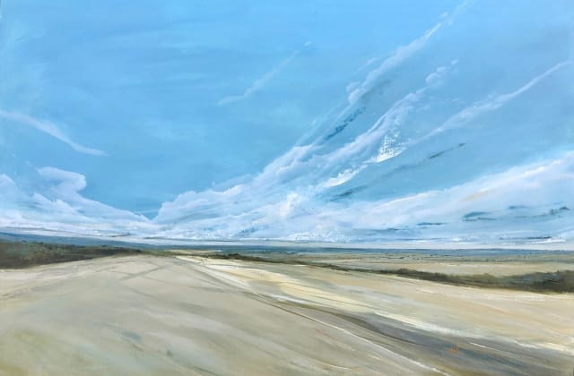 Jane Skingley, 'Field Lines'