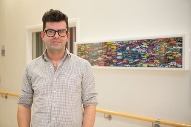 Athol Whitmore, 'Multitude of Stories' at Oxford Children's Hospital