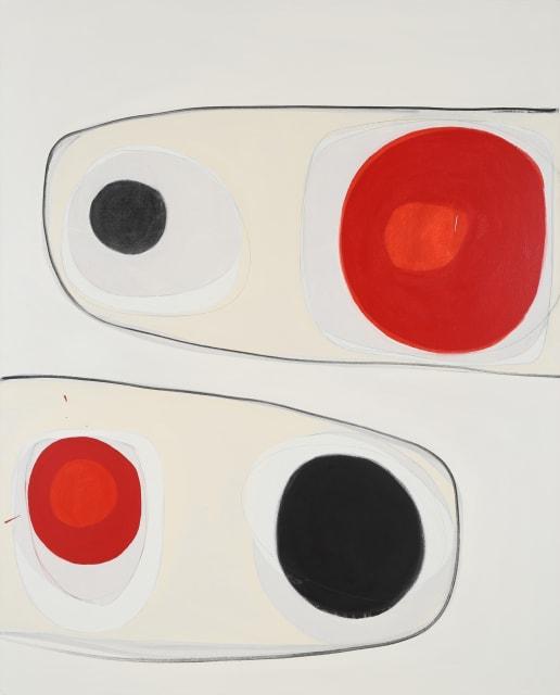 Henrietta Dubrey, Touch & Go, Oil on Canvas