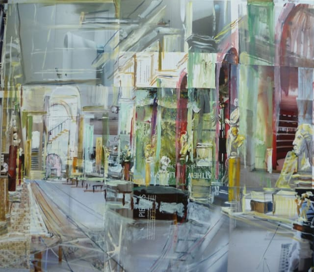 Alison Pullen, 'Ashmolean, Randolph Gallery II'
