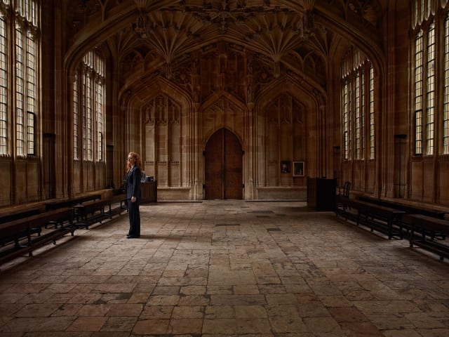 The Divinity School, Joanna Vestey
