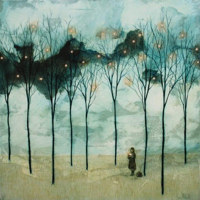 Daniel Ablitt, 'Holding Light (Study)'