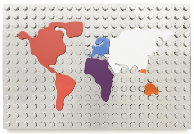 <span class=&#34;artist&#34;><strong>Matteo Negri</strong></span>, <span class=&#34;title&#34;><em>L'Ego Map</em>, 2007</span>