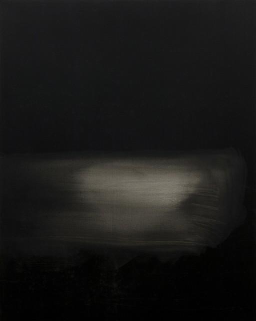 Mauro Vignando, Black painting, 2015