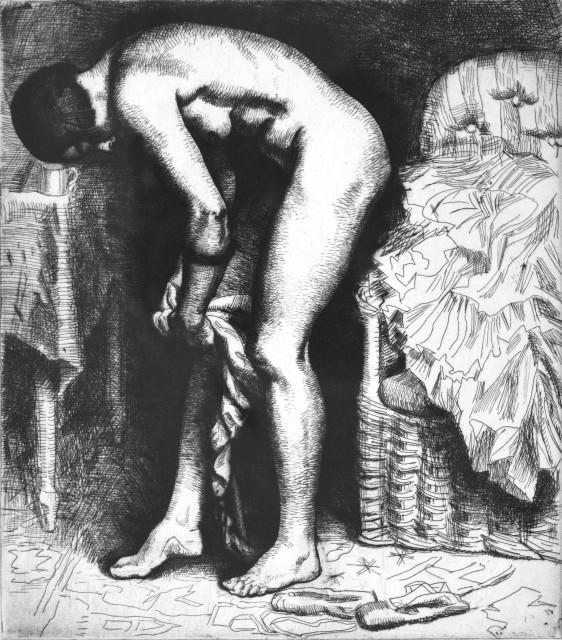 <span class=&#34;artist&#34;><strong>Laura Knight</strong></span>, <span class=&#34;title&#34;><em>LK1</em>, 1926</span>
