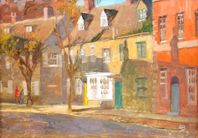 <span class=&#34;artist&#34;><strong>Lilian R Buchanan</strong></span>, <span class=&#34;title&#34;><em>LRB1</em></span>