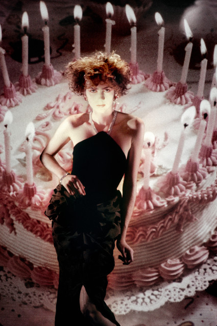 Laurie Simmons, Birthday Cake, 1984