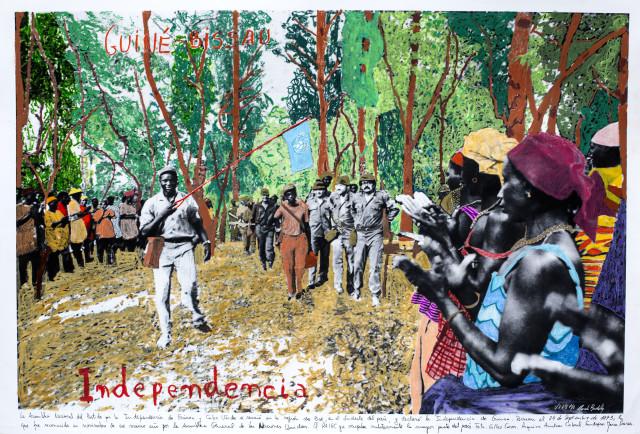 Marcelo Brodsky, GUINEA BISSAU 1973 , 2018