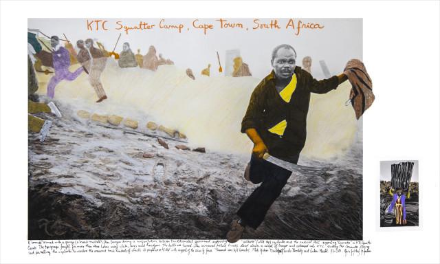 Marcelo Brodsky, KTC SQUATTER CAMP, 2019