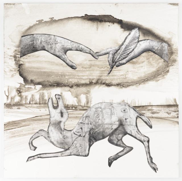 <span class=&#34;artist&#34;><strong>Hans Lemmen</strong></span>, <span class=&#34;title&#34;><em>AGNUS</em>, 2016</span>