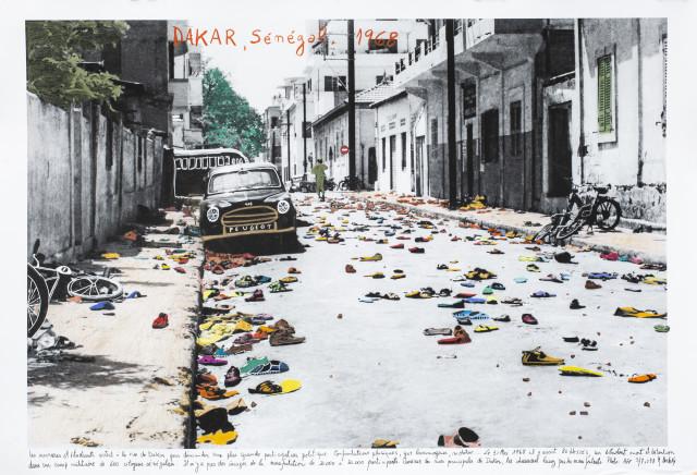 Marcelo Brodsky, DAKAR, SÉNÉGAL 1968, 2018