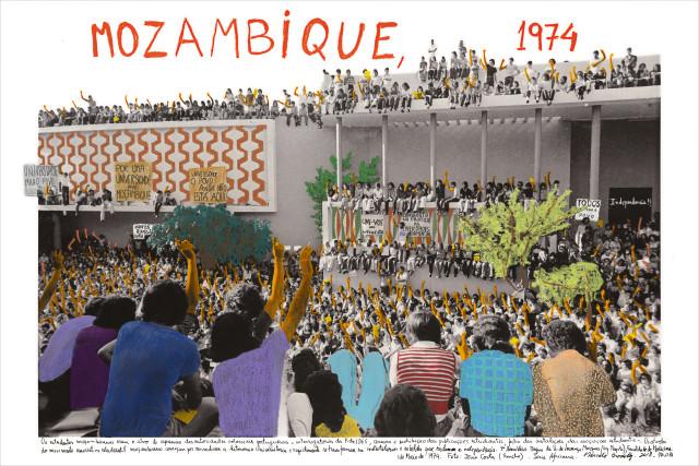 Marcelo Brodsky, MOZAMBIQUE II 1974, 2018