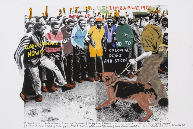 Marcelo Brodsky, ZIMBABWE 1972, 2018