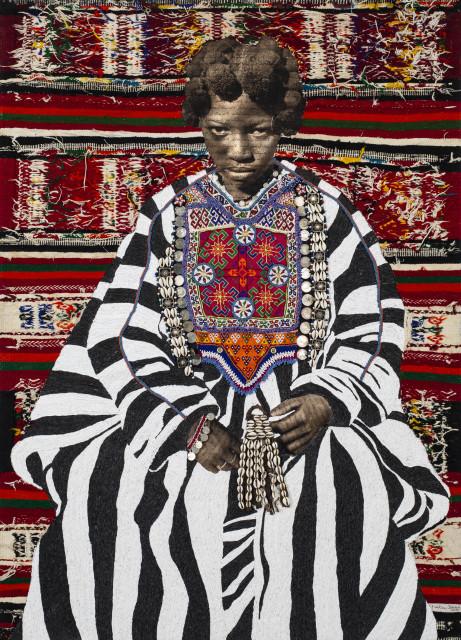 <span class=&#34;artist&#34;><strong>Marion Boehm</strong></span>, <span class=&#34;title&#34;><em>Naima</em>, 2018</span>