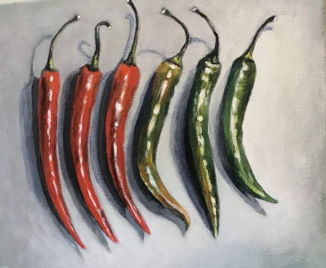 Joyce Pinch, Chillies