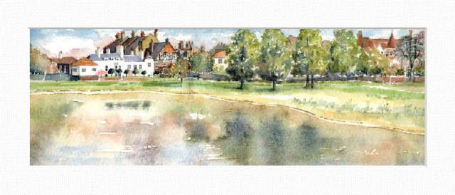 Rushmere Pond
