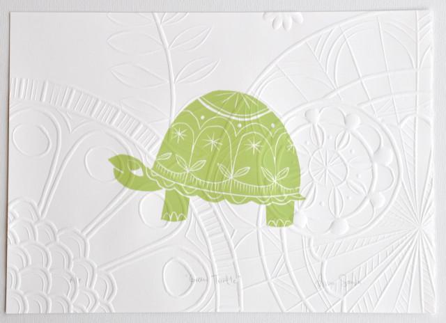 Annie Sandano, Green Turtle