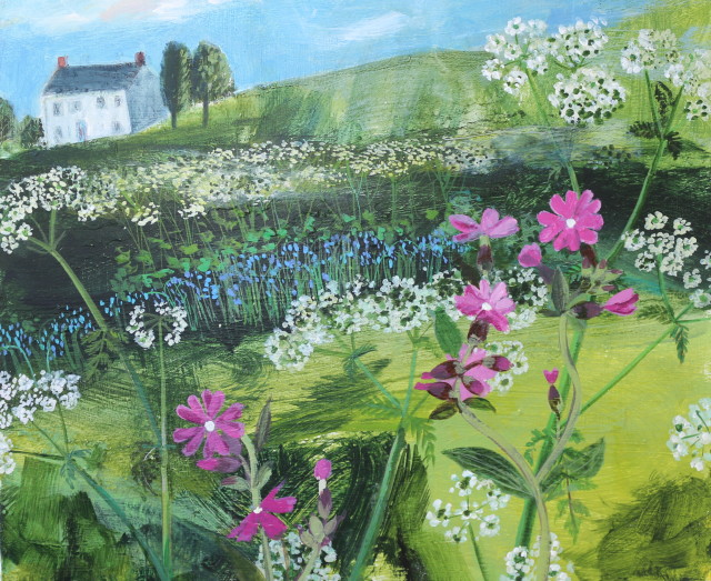 Jane Askey, Maytime Hedgerow