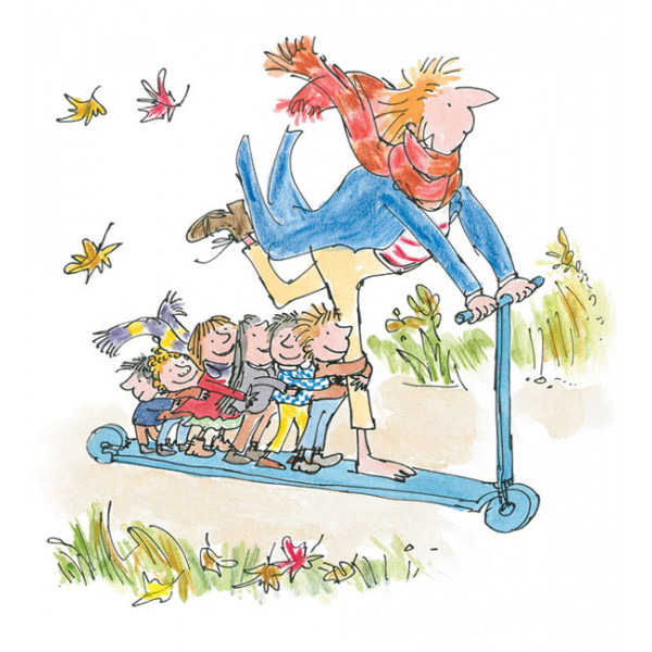 Quentin Blake/Roald Dahl, SOLD OUT - Mr Magnolia