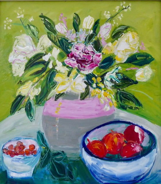 Penny Rees, Summer Bounty , 2020